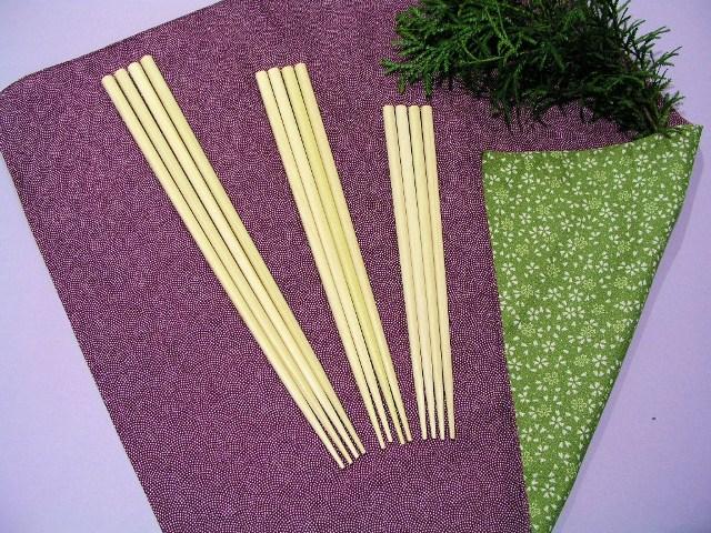青森ヒバ菜箸
